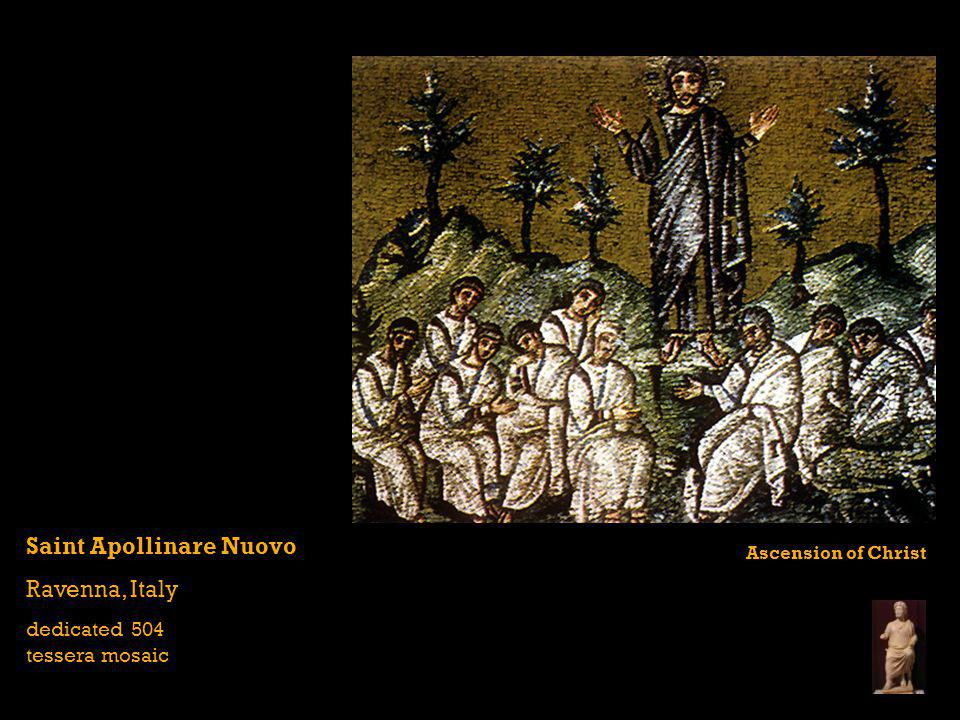 Saint Apollinare Nuovo Ravenna, Italy