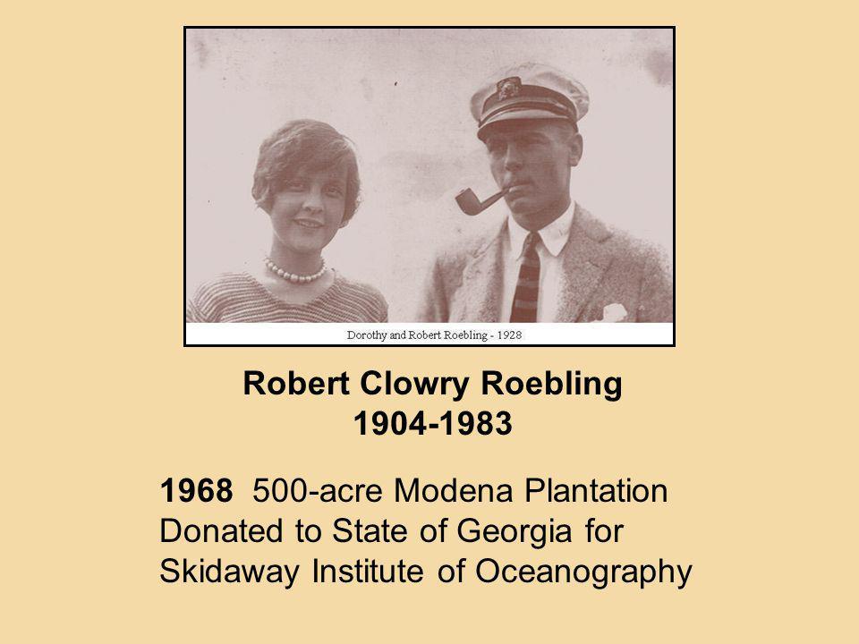 Robert Clowry Roebling