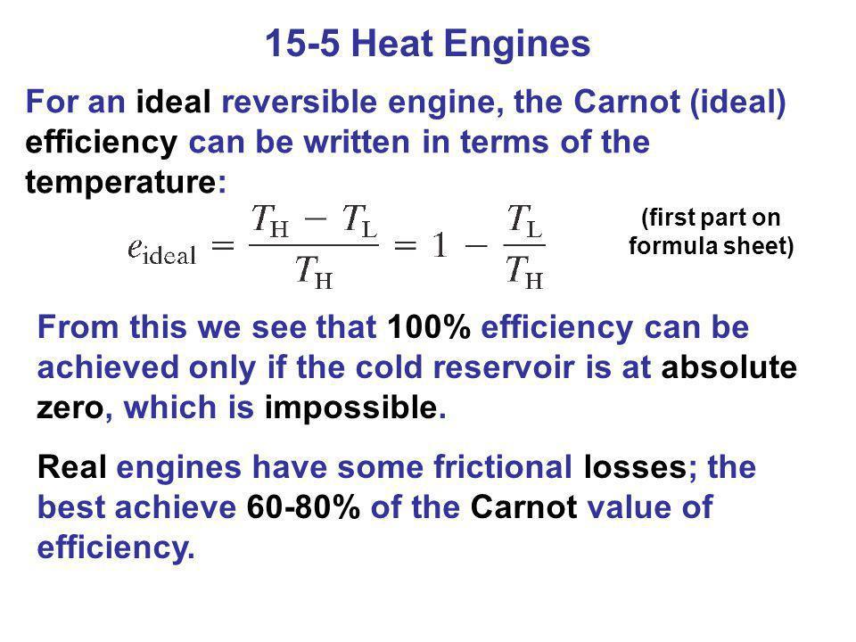 (first part on formula sheet)