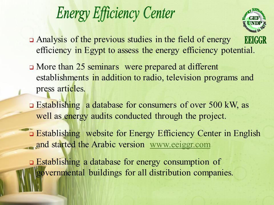 Energy Efficiency Center