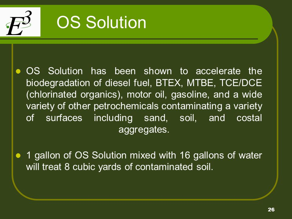 OS Solution