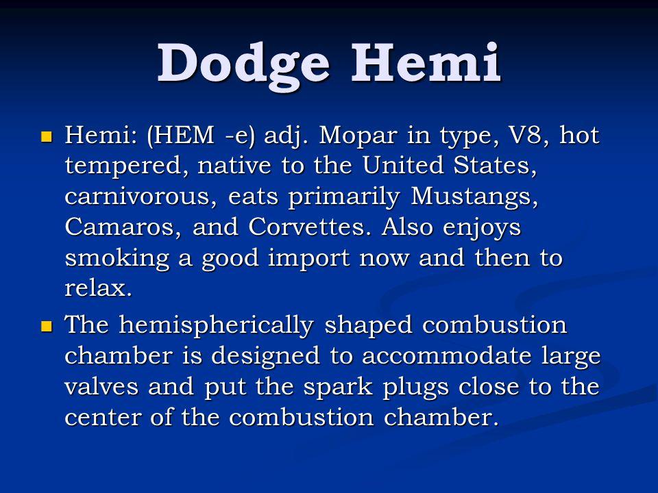 Dodge Hemi