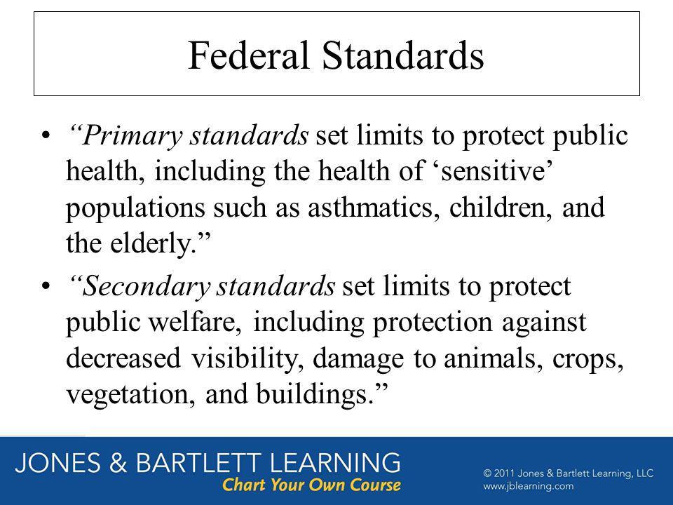Federal Standards