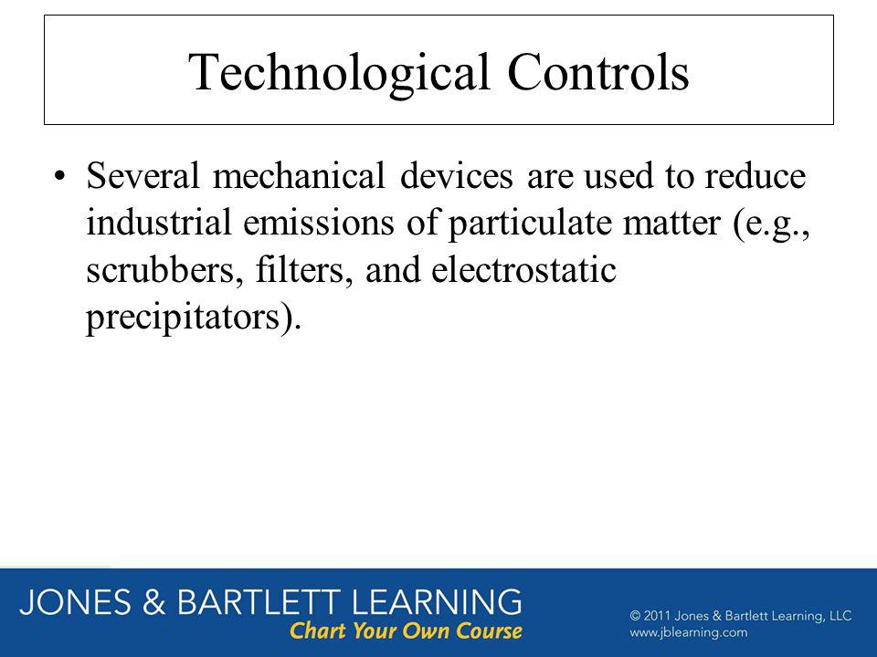 Technological Controls