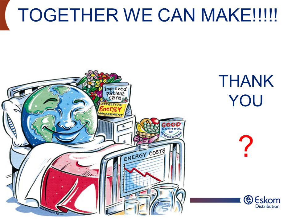 TOGETHER WE CAN MAKE!!!!! THANK YOU