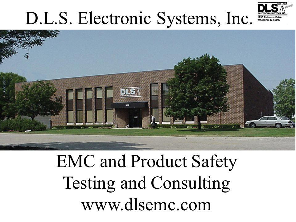 D.L.S. Electronic Systems, Inc.