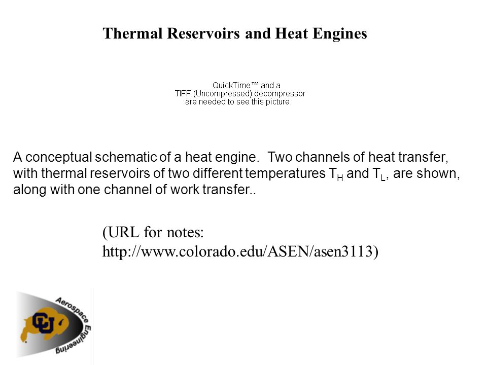 Thermal Reservoirs and Heat Engines