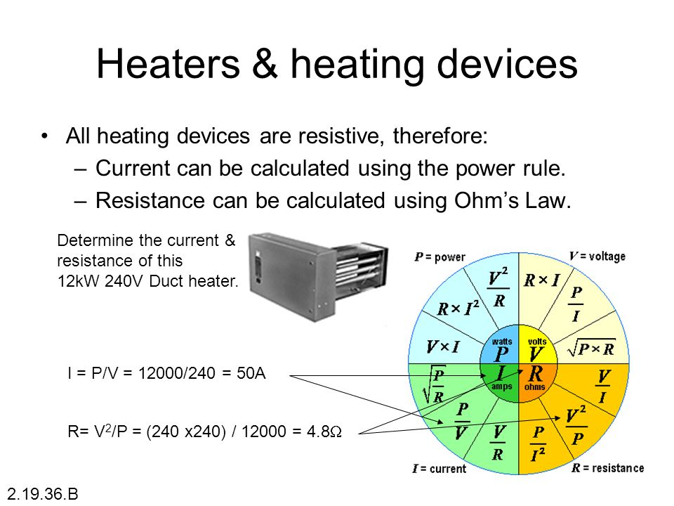 Heaters & heating devices