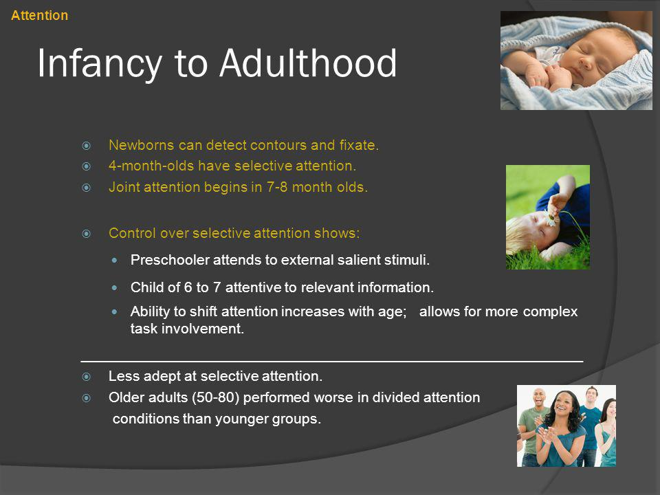 Infancy to Adulthood _________________________________________________