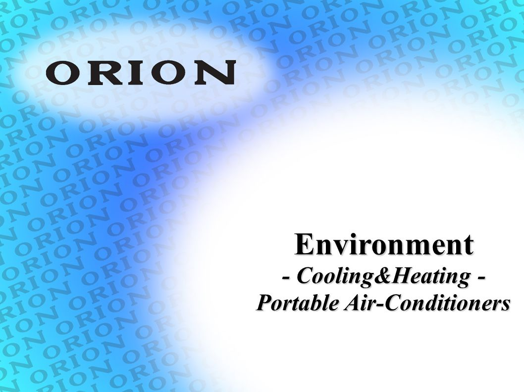 Portable Air-Conditioners