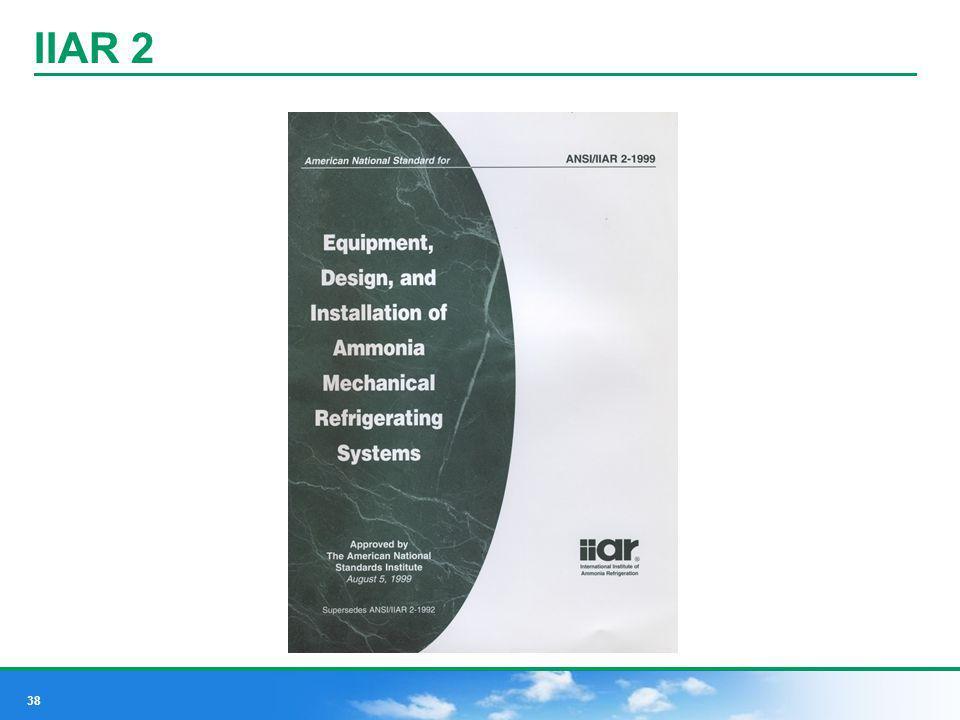 IIAR 2 IIAR publication