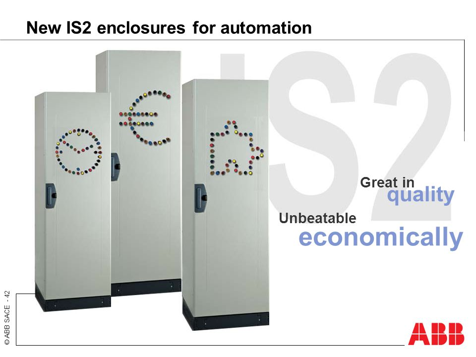 New IS2 enclosures for automation
