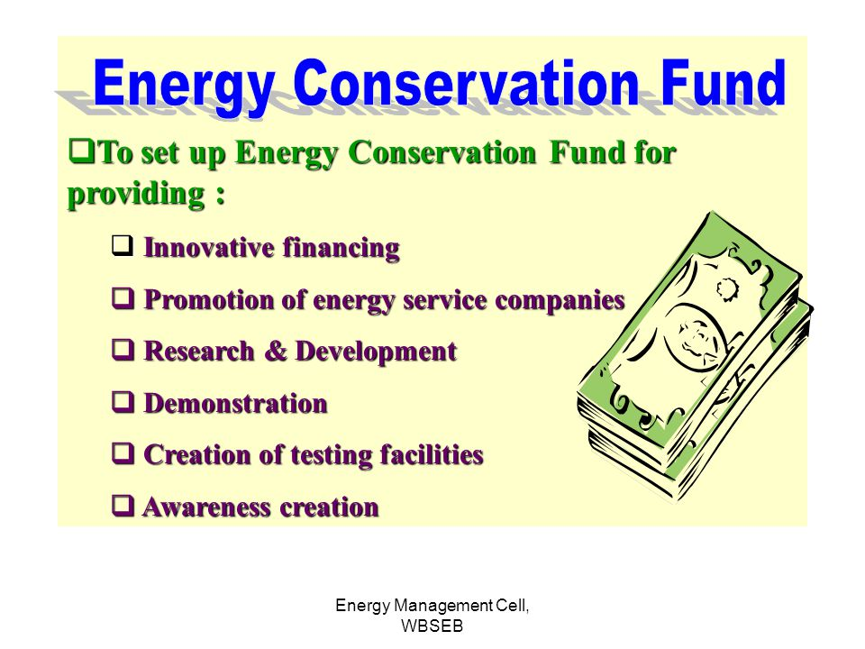 Energy Conservation Fund
