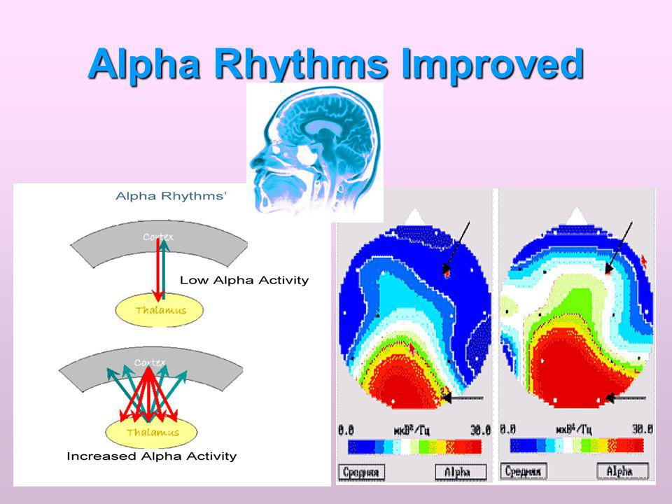 Alpha Rhythms Improved