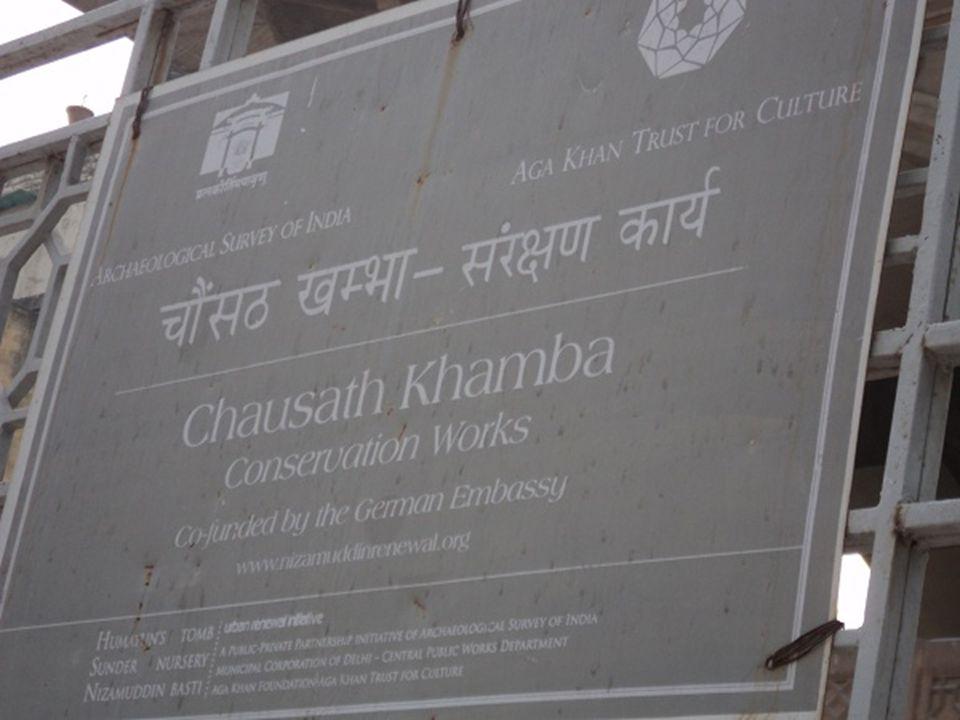 CHAUSATH KHAMBA-