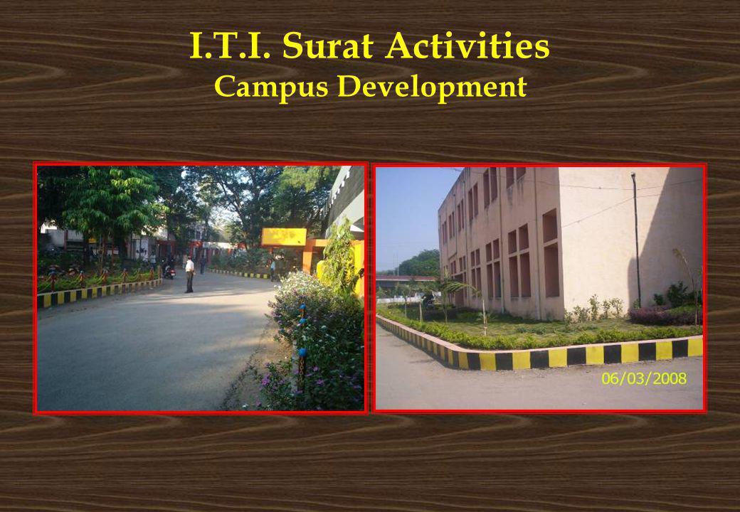 I.T.I. Surat Activities Campus Development