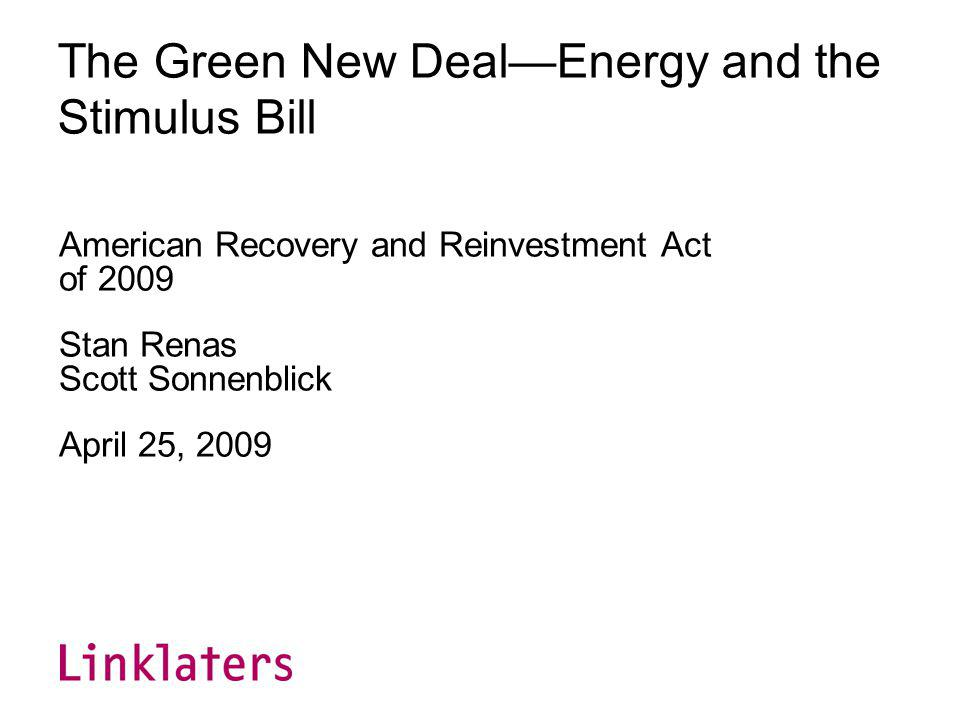 On February 17th, President Obama signed into law the American Recovery and Reinvestment Act of 2009 ( ARRA ), the widely discussed $787.2 billion economic stimulus package.