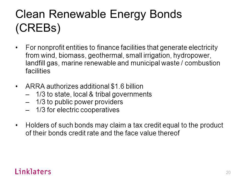 Qualified Energy Conservation Bonds