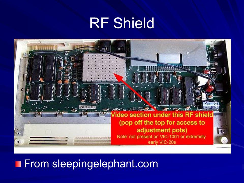 RF Shield From sleepingelephant.com