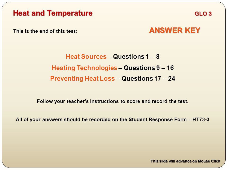 100+ [ Heat And Temperature Worksheet Answers ] : Energy ...
