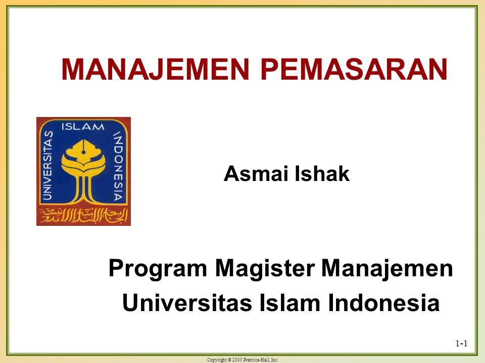 Program Magister Manajemen Universitas Islam Indonesia