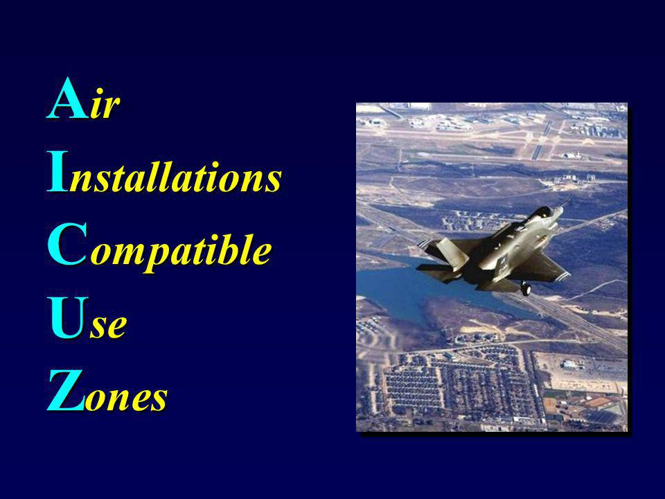 Air Installations Compatible Use Zones
