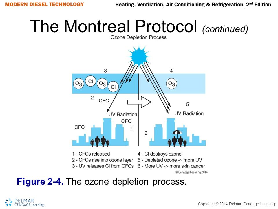 The Montreal Protocol (continued)