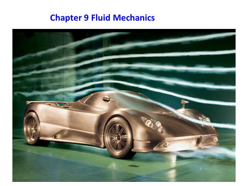 Chapter 9 Fluid Mechanics