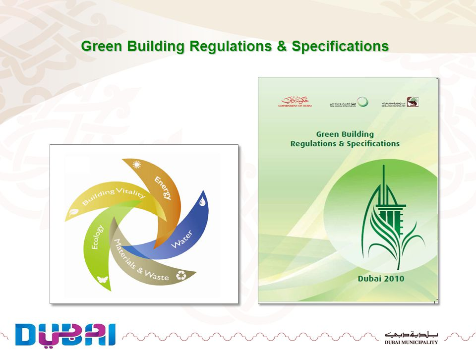 Green Building Regulations & Specifications