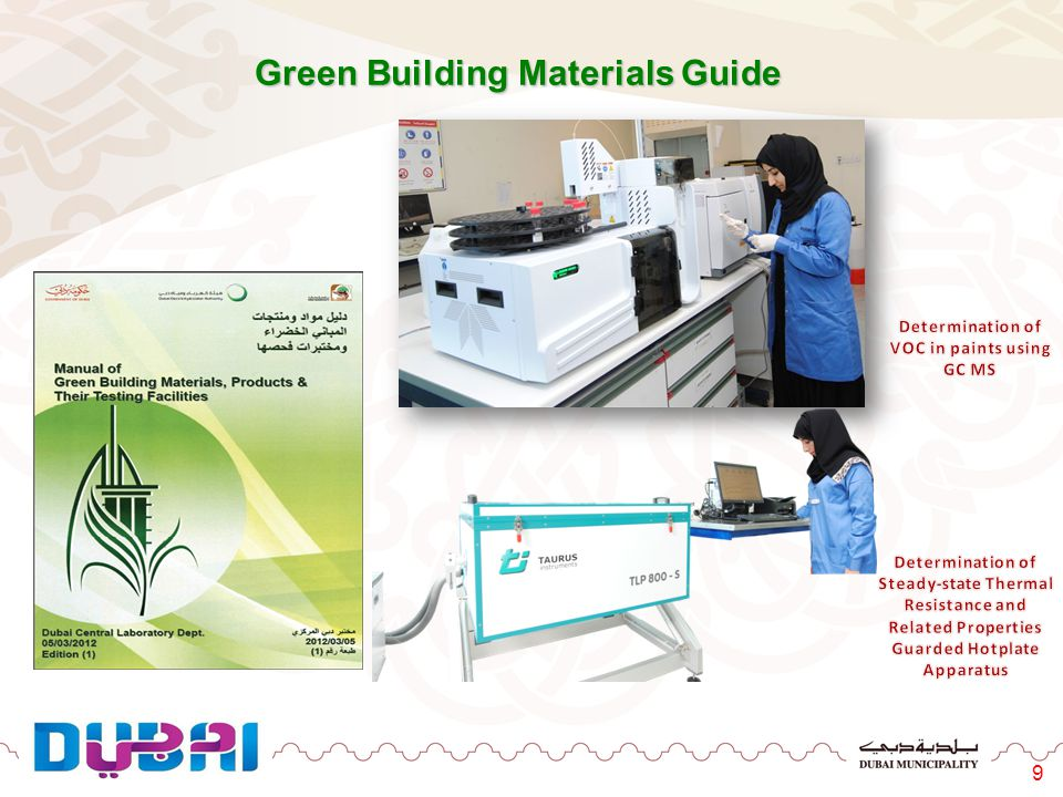 Green Building Materials Guide