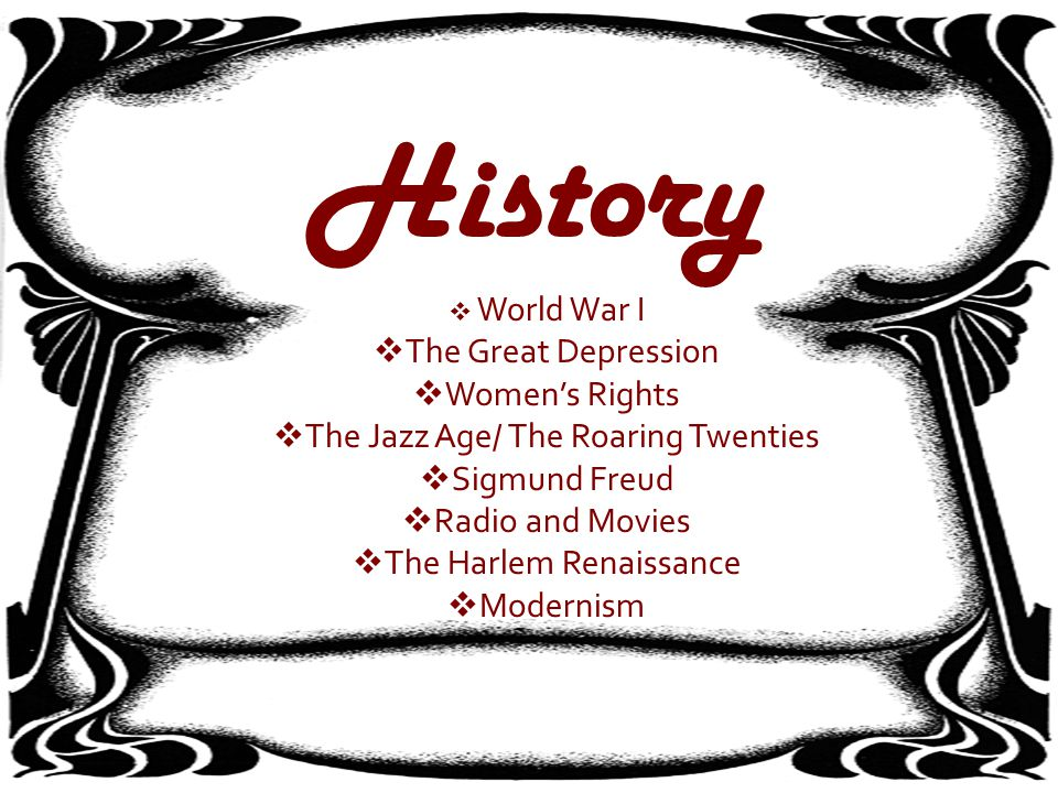 History The Great Depression Women's Rights