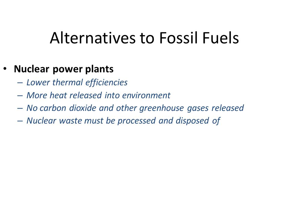 alternatives that will fossil energizes dissertation writing