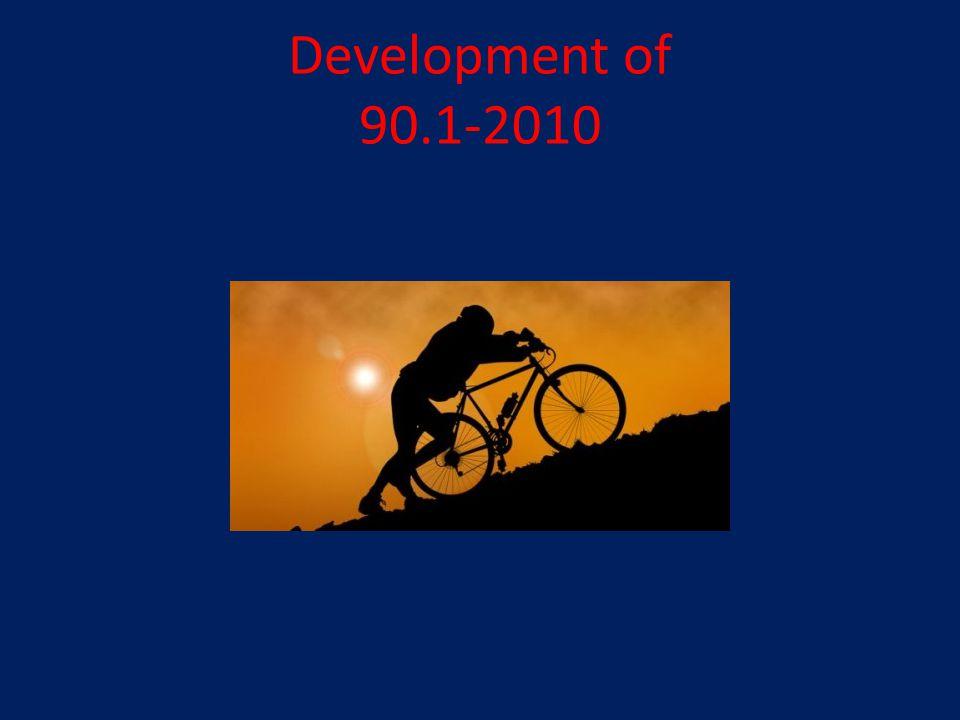 Development of 90.1-2010