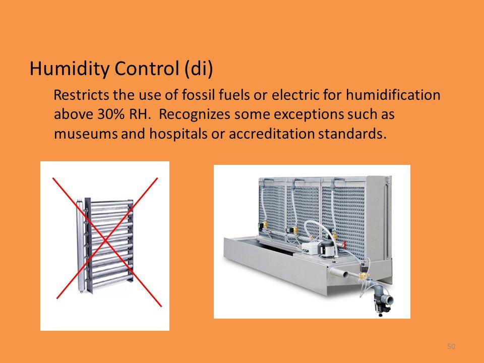 Humidity Control (di)