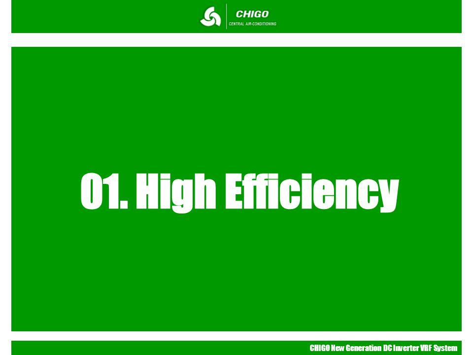 01. High Efficiency