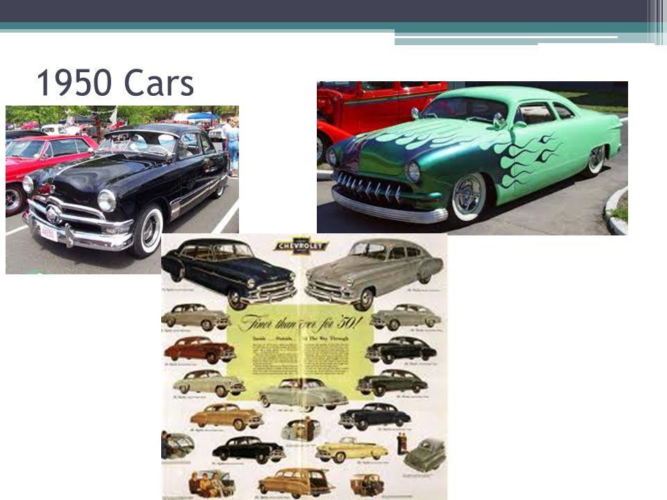 1950 Cars