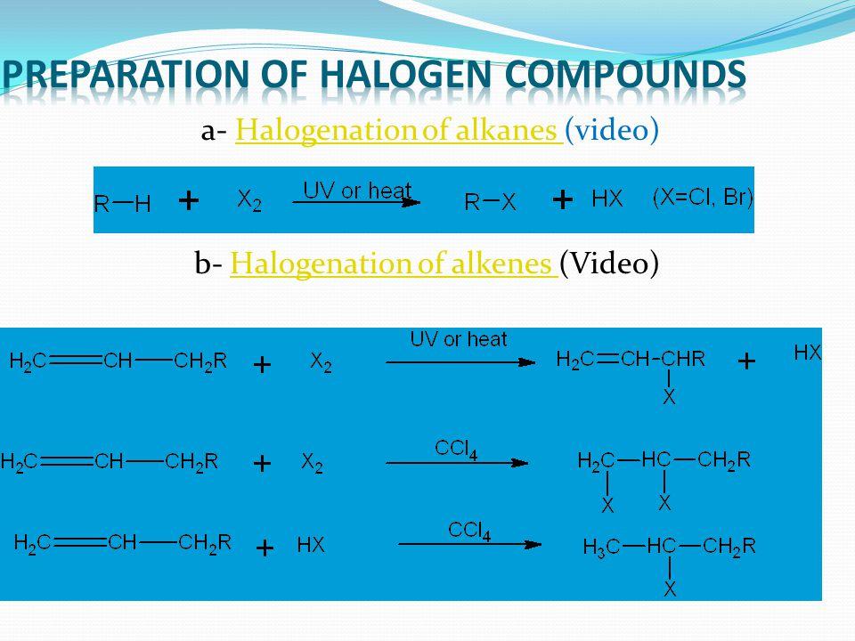 Preparation of Halogen Compounds
