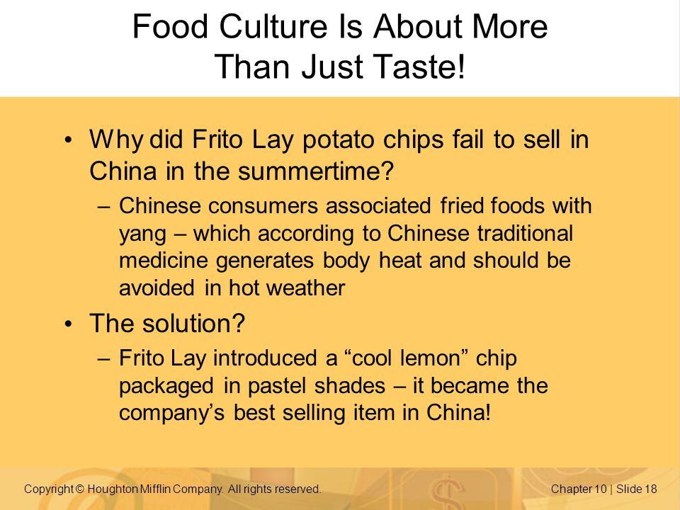 Food Culture Is About More Than Just Taste!