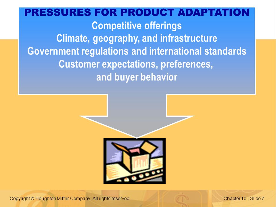 Competitive offerings Climate, geography, and infrastructure