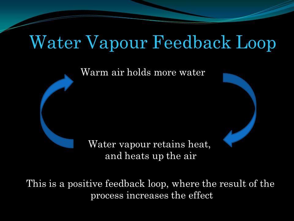 Water Vapour Feedback Loop