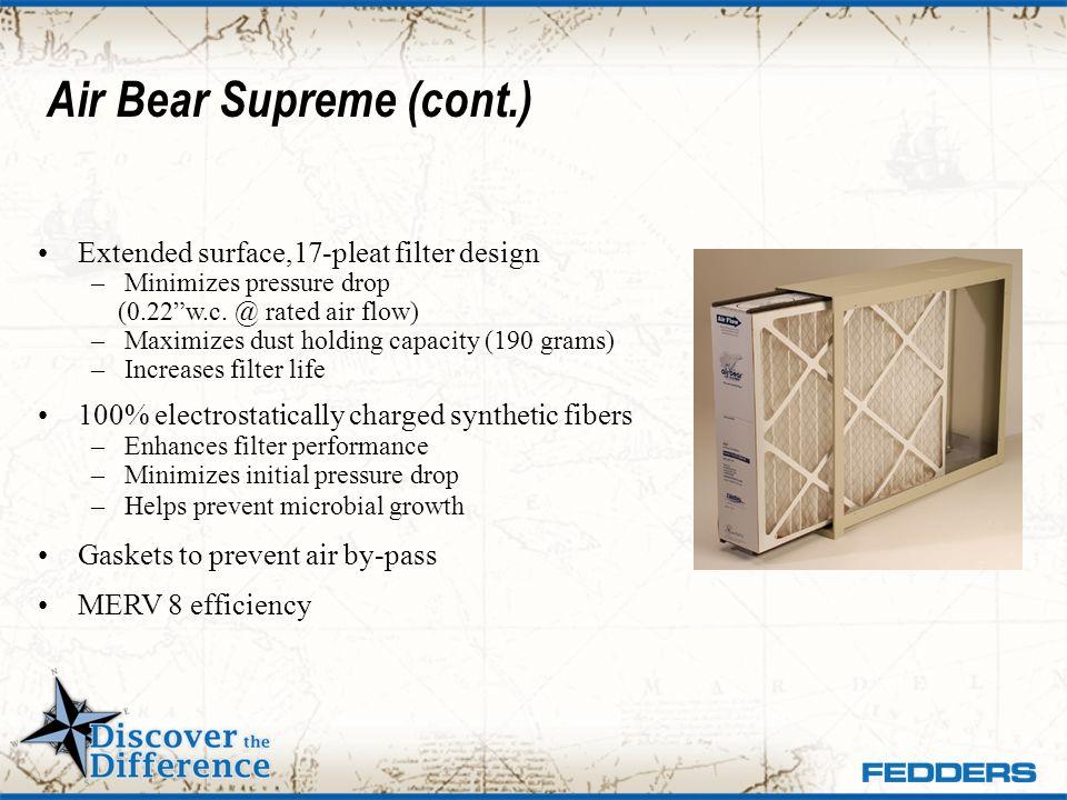 Air Bear Supreme (cont.)