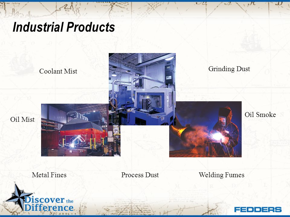 Industrial Products Grinding Dust Coolant Mist Oil Smoke Oil Mist
