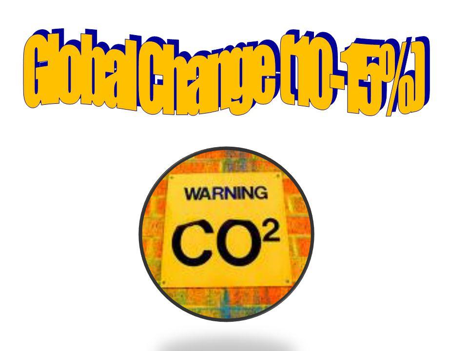 Global Change (10-15%)