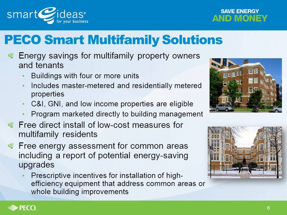 PECO Smart Multifamily Solutions