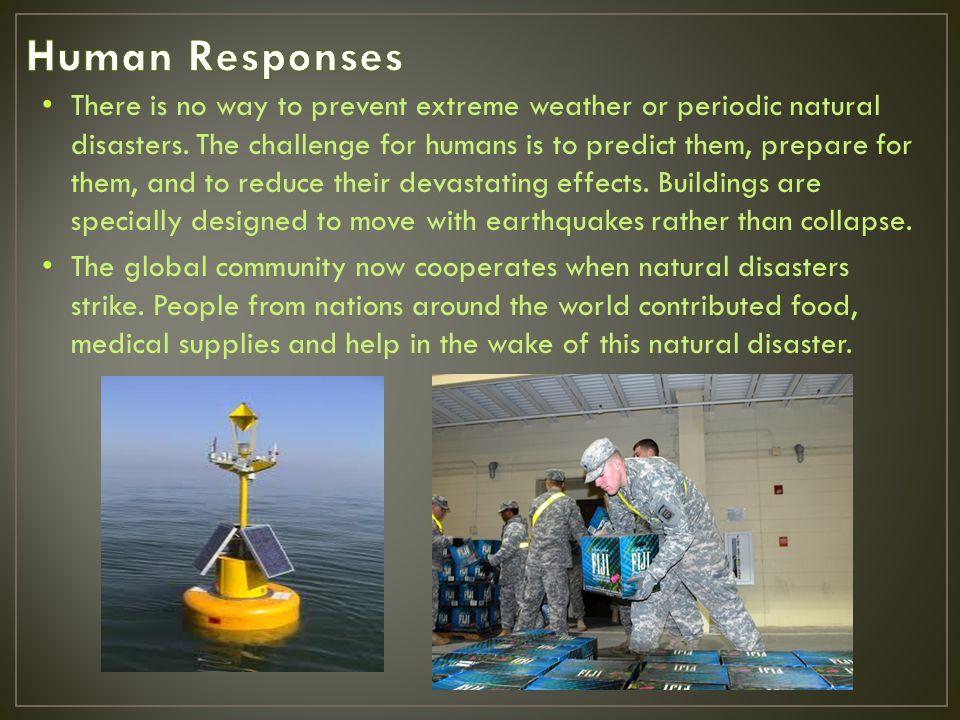 Human Responses