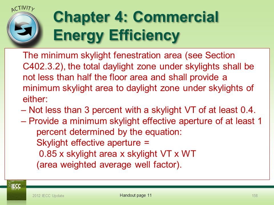 Chapter 4: Commercial Energy Efficiency