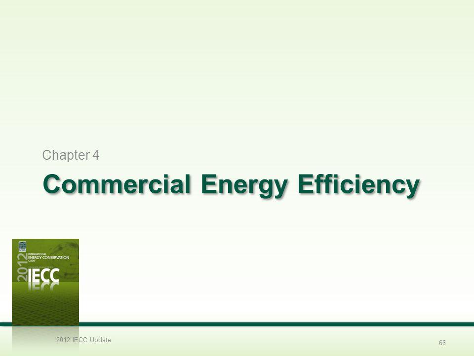Commercial Energy Efficiency