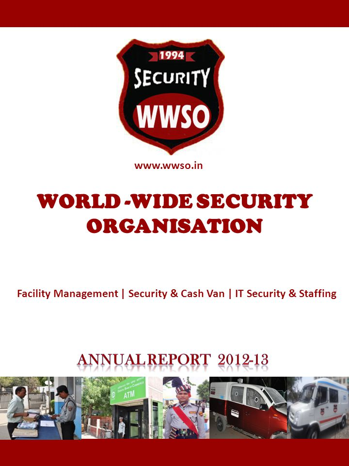 WORLD -WIDE SECURITY ORGANISATION
