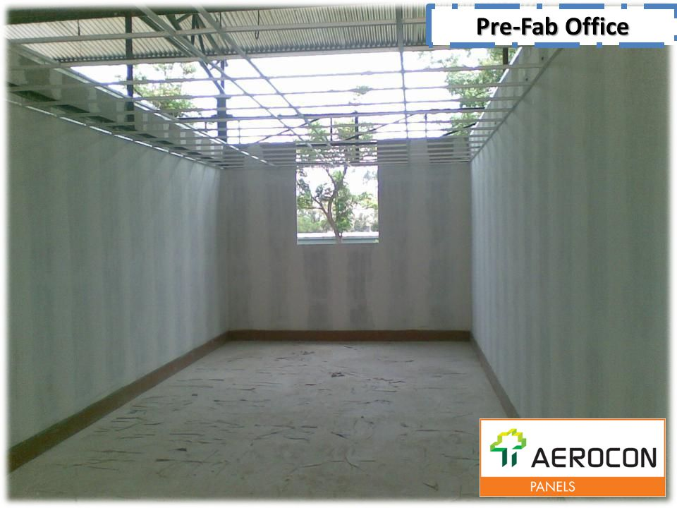 Pre-Fab Office