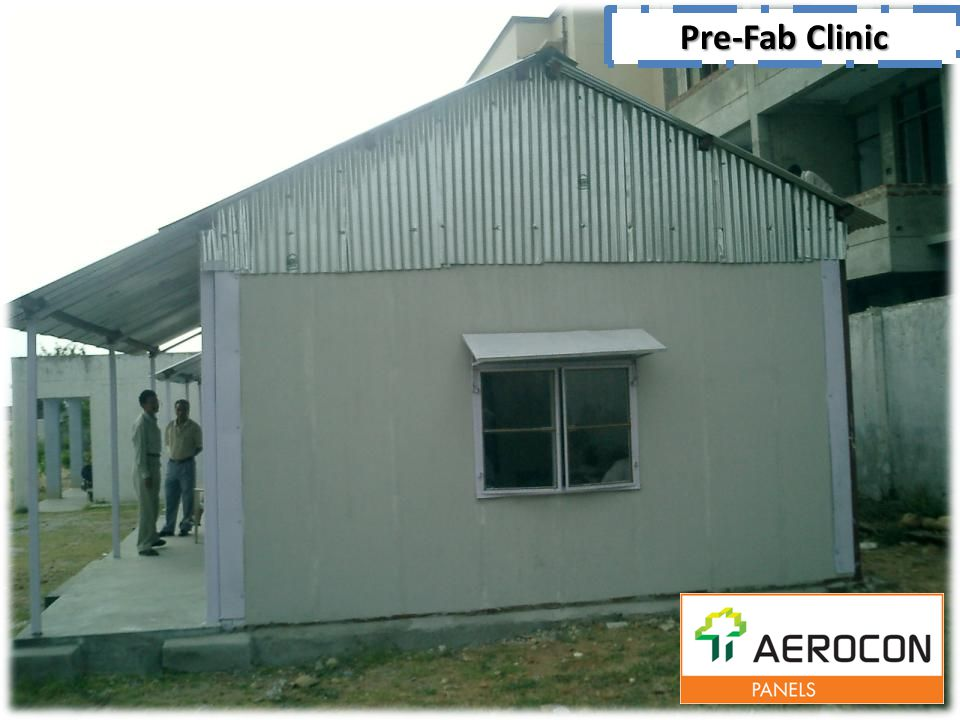 Pre-Fab Clinic